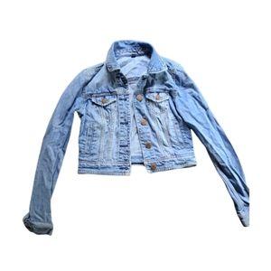 American Eagle Jean jacket womens XS